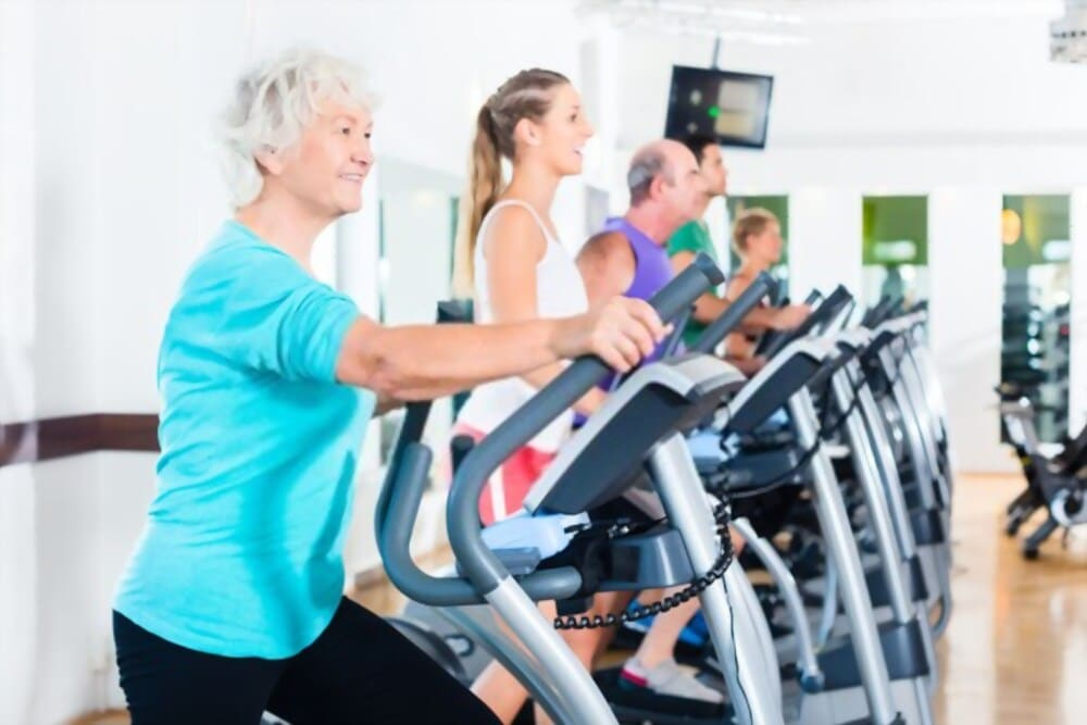 Best Elliptical For Older Adult