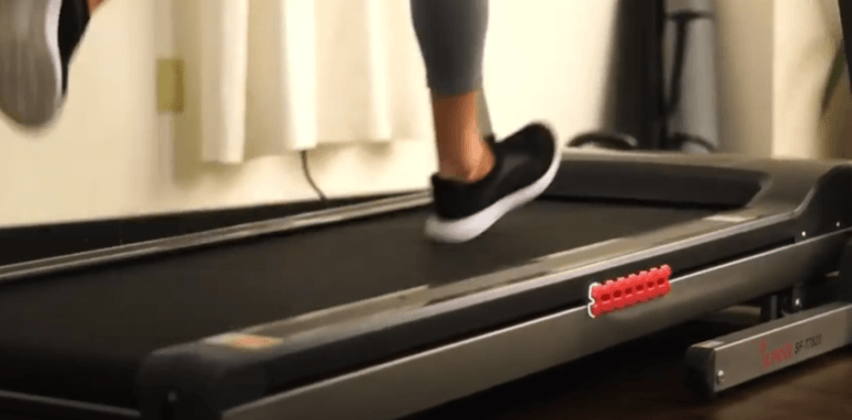 Exercise On The Treadmill