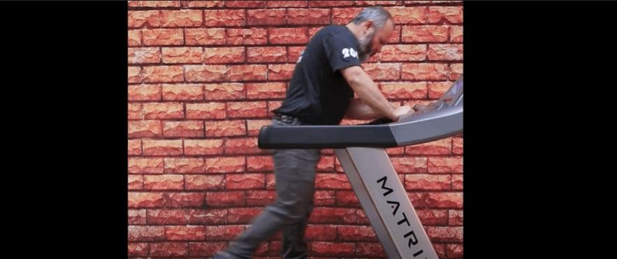High Intensity Interval Training Treadmill