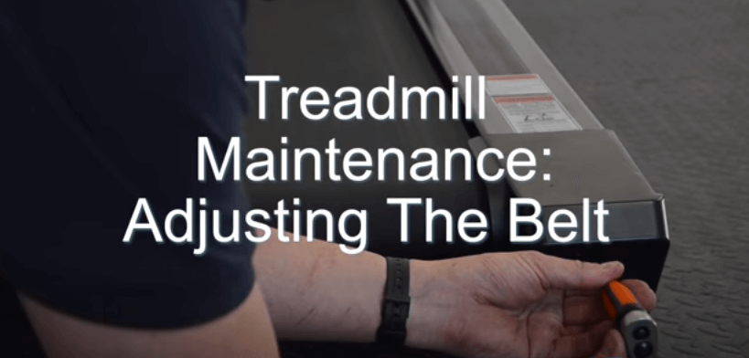 How To Tighten Treadmill Belt