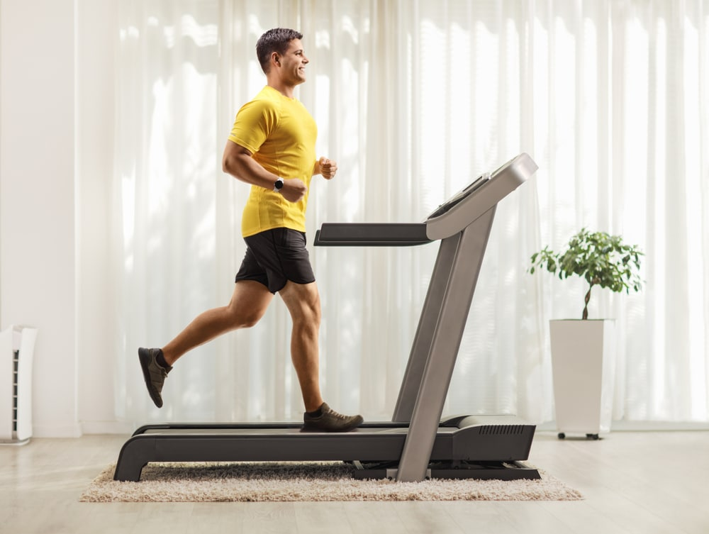 GOPLUS Ultra-Thin Electric Folding Treadmill