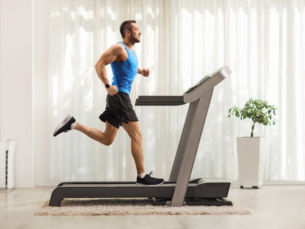 Goplus 2 in 1 Folding Desk Electric Treadmill