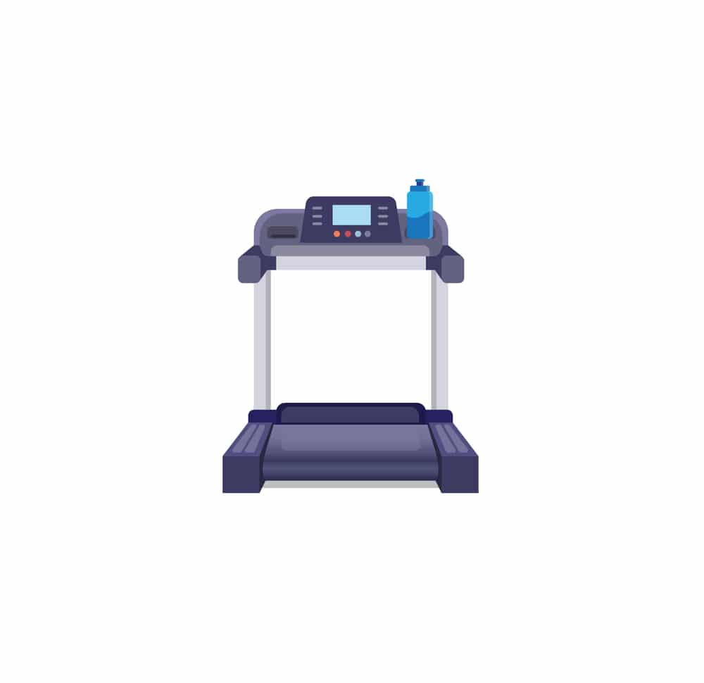 Advantages of treadmill learning