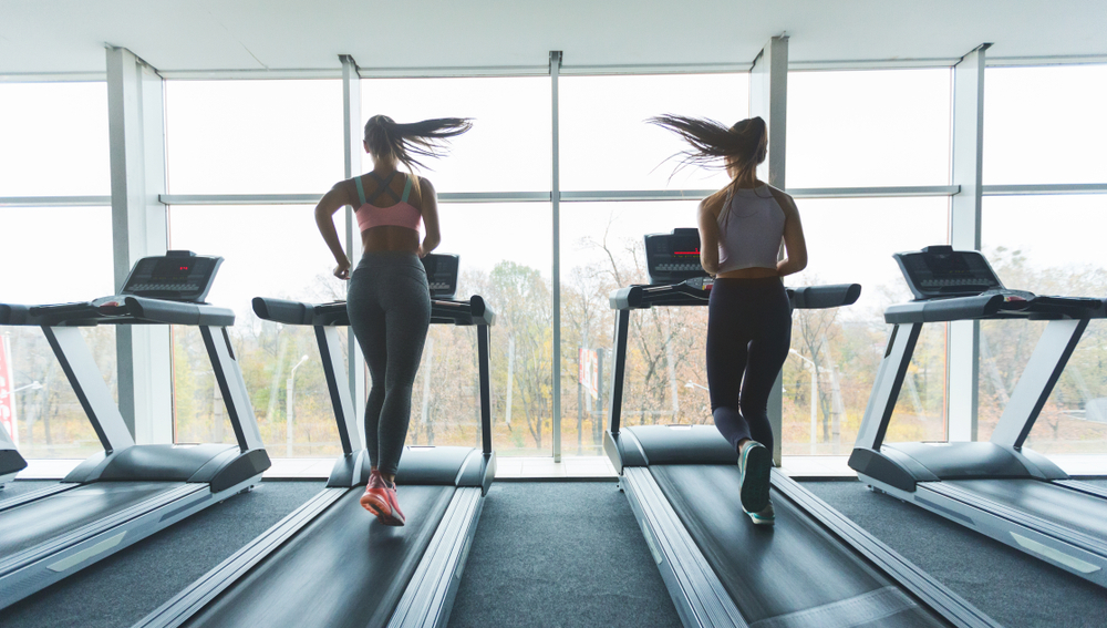 The difference between running and using a treadmill