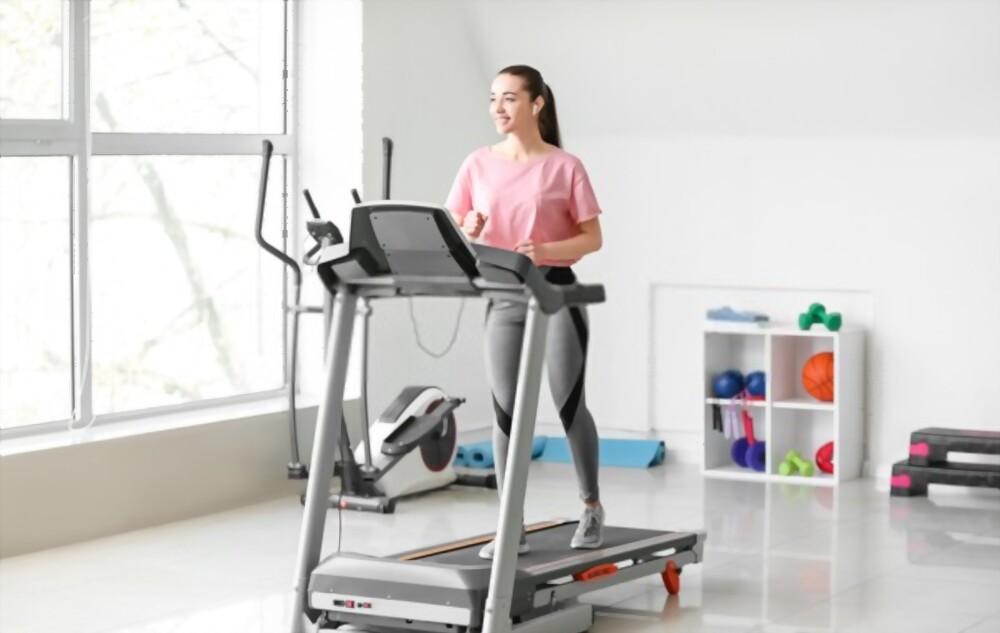 YODIMAN Folding Treadmill Electric Running Machine