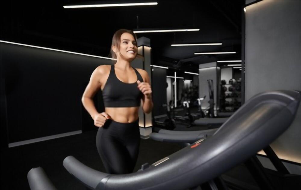Can you do race training on a treadmill?