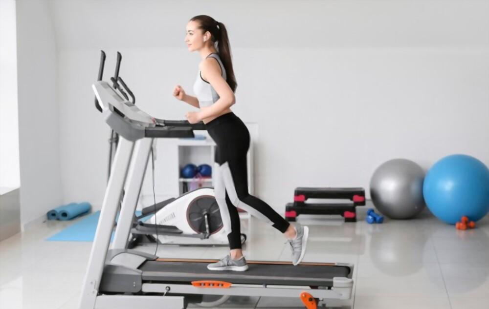 LAKAGO Electric Folding Treadmill