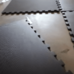 Floor Protection Mat For Fitness Equipment